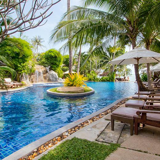 Das Muang Samui Spa Resort