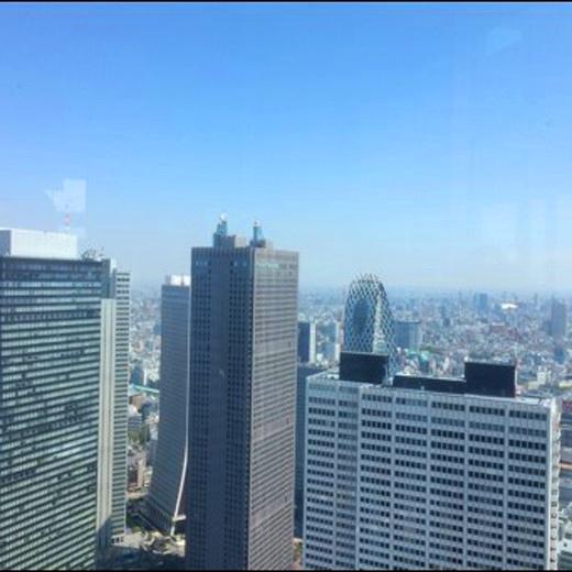 Des gratte-ciels à Shinjuku