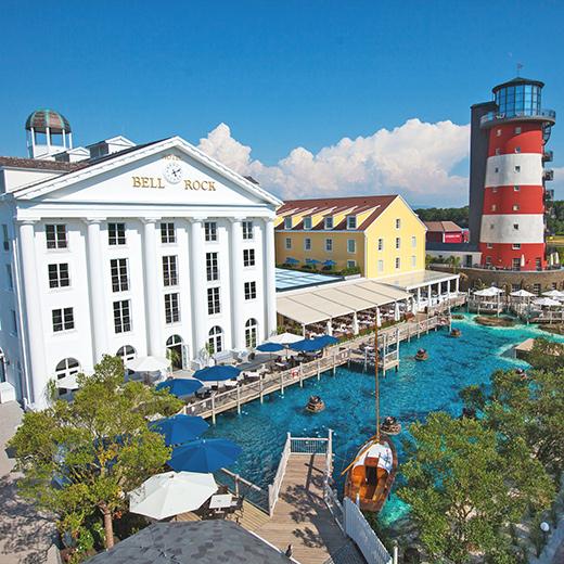 Hotels Europapark