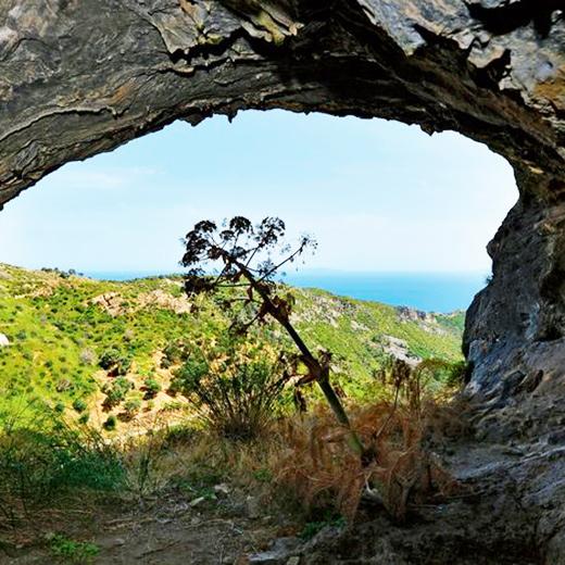 Die bezaubernde Landschaft auf Samos