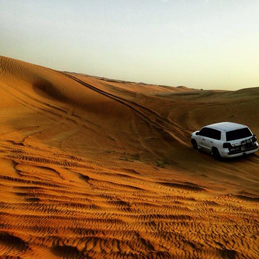 Usere Wüstensafari Dubai