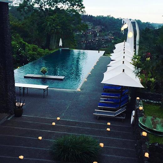 Alila Ubud Pool
