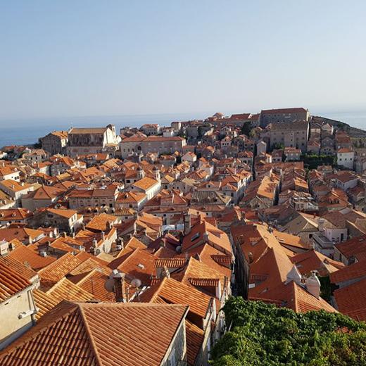 Die pulsierende Stadt Dubrovnik