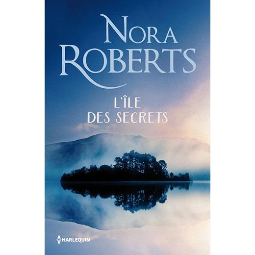 L'île des secrets de Nora Roberts