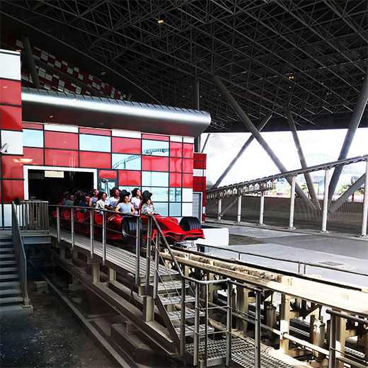 L'attraction Formula Rossa
