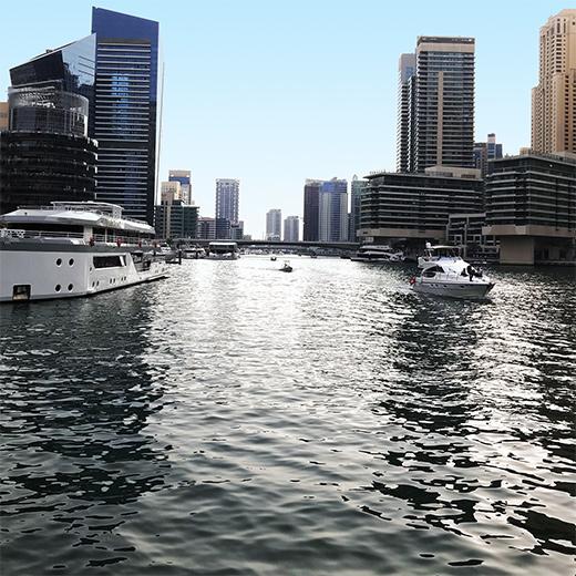 Le Canal Marina Dubai