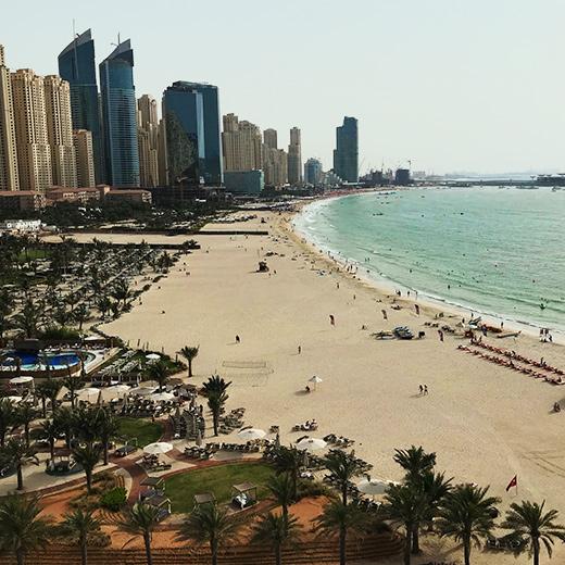 La Plage Dubai Marina