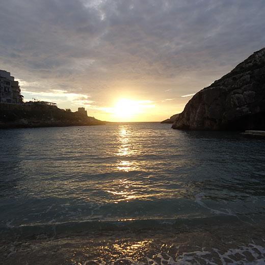 Bis auf bald Malta