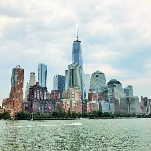 New York wie man es von Postern kennt!