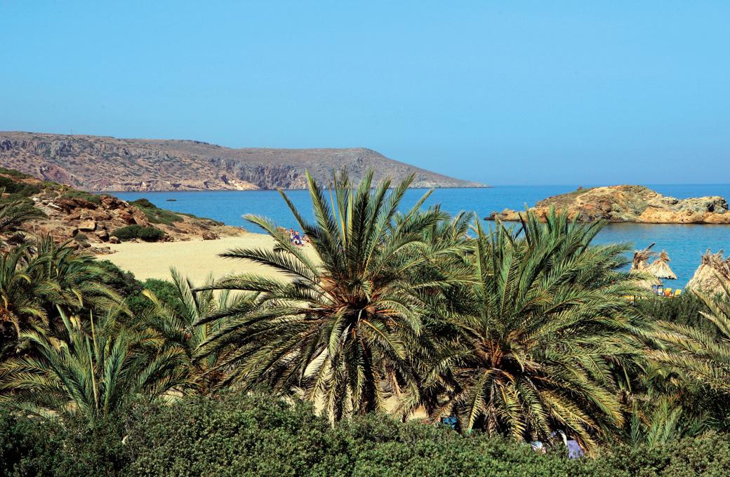 La Crète, une île pour se détendre, découvrir et faire la fête